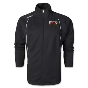 Wales Torino Zip Up Jacket (Black)