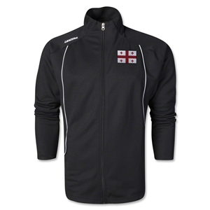 Georgia Torino Zip Up Jacket (Black)