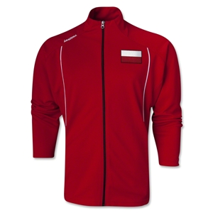 Poland Torino Zip Up Jacket (Red)