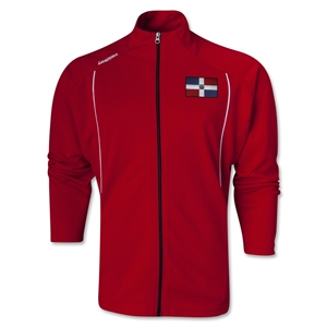 Dominican Republic Torino Zip Up Jacket (Red)