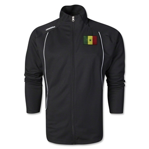 Senegal Torino Zip Up Jacket (Black)