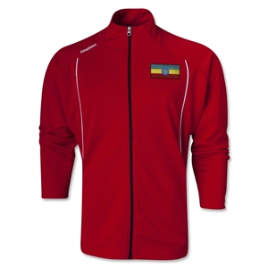 Ethiopia Torino Zip Up Jacket (Red)