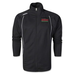 Kenya Torino Zip Up Jacket (Black)
