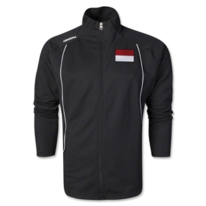 Indonesia Torino Zip Up Jacket (Black)