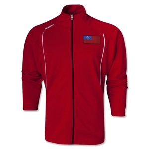 Samoa Torino Zip Up Jacket (Red)