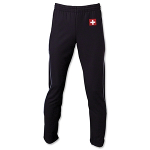 Switzerland Torino Training Pants (Black)