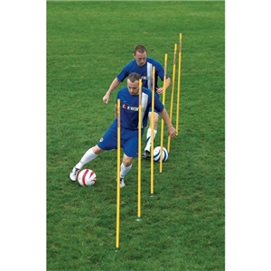 Kwik Goal Coaching Sticks (Yl)