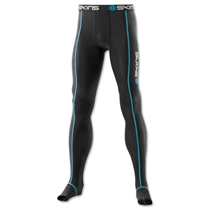 Skins Travel Recovery Long Tight (Black)