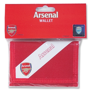 Arsenal Stripe Wallet