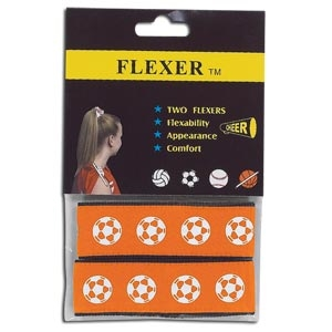 Soccer Ball Sleeve Flexer (Orange)