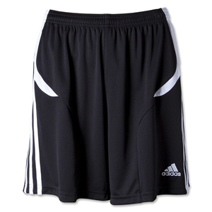 adidas Campeon II Women's Soccer Shorts (Black)