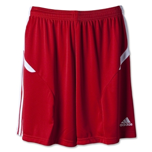 adidas Campeon II Women's Soccer Shorts (Red)