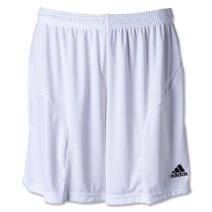 adidas Campeon II Women's Soccer Shorts (White)