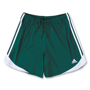 adidas Tiro II Women's Soccer Shorts (Dark Green)