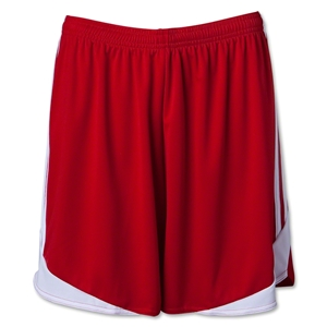 adidas Tiro II Women's Soccer Shorts (Red)