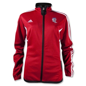 adidas USA Sevens Women's Tiro II Training Jacket (Red)