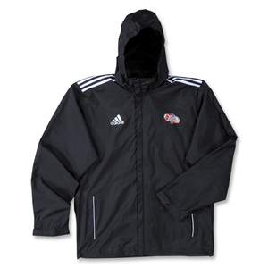 adidas Las Vegas Invitational Rain Jacket (Black)