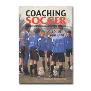 Coaching Soccer-10-15 Year Olds