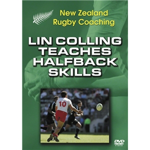 Lin Colling Teaches Half-Back Skills DVD