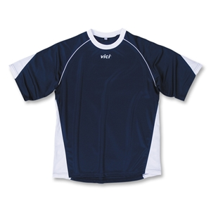 Vici Rome Soccer Jersey (Nvy/Wh)