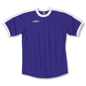 Umbro Manchester Soccer Jersey (Roy/Wht)