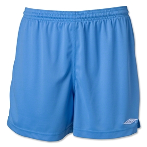Umbro Manchester Soccer Shorts (Sk/Wh)