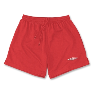 Umbro Manchester Soccer Shorts (Sc/Wh)