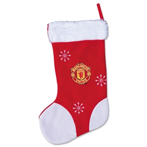 Manchester United Soccer Stocking