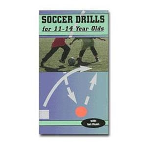 Soccer Drills for 11-14 Year Olds Video