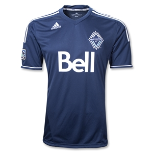 Vancouver Whitecaps FC 2013 Replica Secondary Soccer Jersey