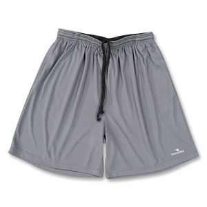 Diadora Matteo Soccer Team Shorts (Gray)