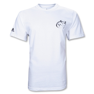 Munster 16th Man Rugby T-Shirt (White)