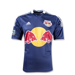 NY Red Bulls 2013 Secondary Youth Soccer Jersey