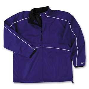 Warrior Storm Lacrosse Jacket (Purple)