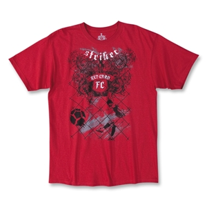 RedCard FC Striker T-Shirt (Red)