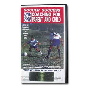 One on One Coaching for Parent and Player DVD