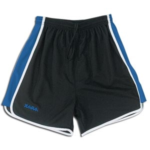 Xara Preston Shorts (Blk/Royal)