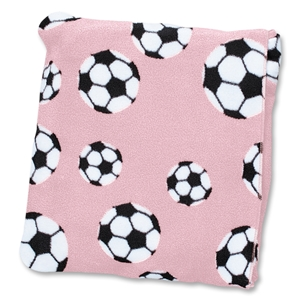 Pocket Throw Blanket (Pink)