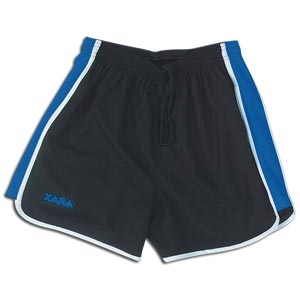 Xara Women's Preston Shorts (Blk/Royal)