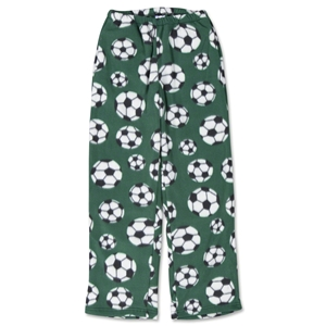 Soccer Ball Lounge Pants (Green)