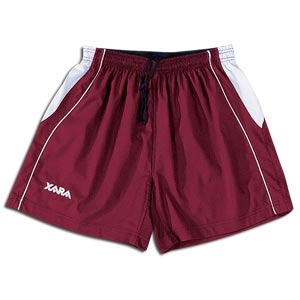 Xara Women's International Soccer Shorts (Ma/Wh)