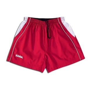 Xara Women's International Soccer Shorts (Sc/Wh)