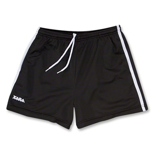 Xara Women's Black Pool Shorts (Black)
