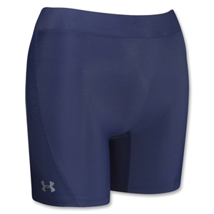 Under Armour Ultra 4 Compression Women's Shorts (Navy)