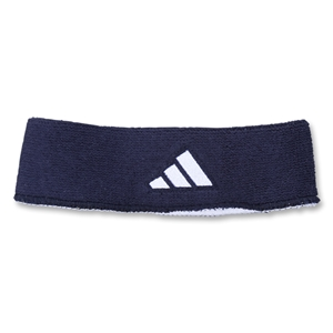 adidas Interval Reversible Headband (Navy/White)