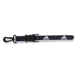 adidas Interval Wrist Lanyard (Black)