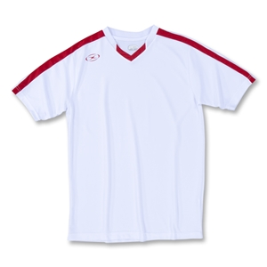 Xara Brittania Soccer Jersey (Wh/Sc)