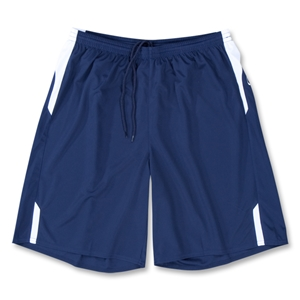 Xara Continental Women's Soccer Shorts (Navy/White)