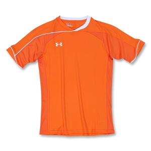 Under Armour Strike SOCCER Jersey (Org/Wht)