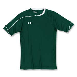 Under Armour Strike Women's Soccer Jersey (Green/Wht)